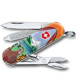 Victorinox Marka Classic Call Of Switzerland Çakı